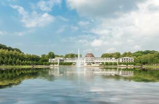 Entschleunigung inmitten der Stadt: Ihr Kurzurlaub in der Ruheoase des Bürgerparks Bremen