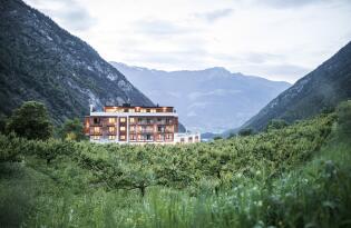 Wandern und Wellness im atemberaubenden Vinschgau in Südtirol
