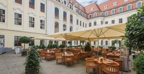Hotel Taschenbergpalais Kempinski Dresden-4