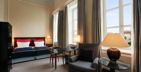 Hotel Taschenbergpalais Kempinski Dresden-1