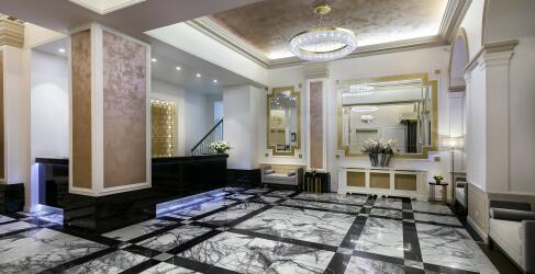 Cosmopolitan Hotel Prague-4