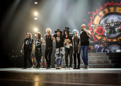 Guns N' Roses Hannover