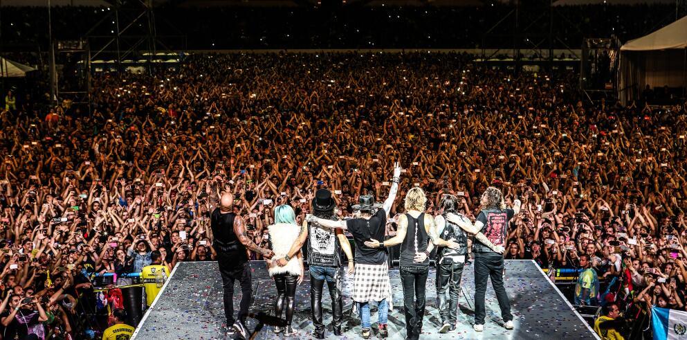 Guns N' Roses Hannover 83218