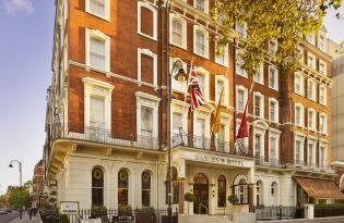 Erkunden Sie London vom königlichen Kensington aus