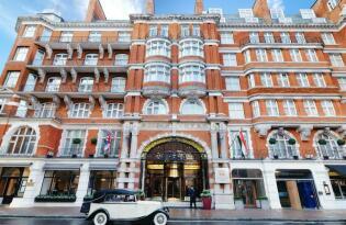 Nächtigen Sie im königlichen Luxus nahe des Buckingham Palace