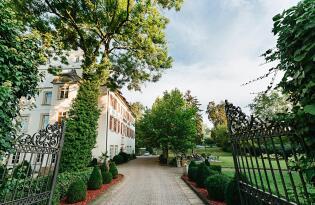 Atemberaubendes Schlosshotel mit langer Geschichte in Bad Friedrichshall