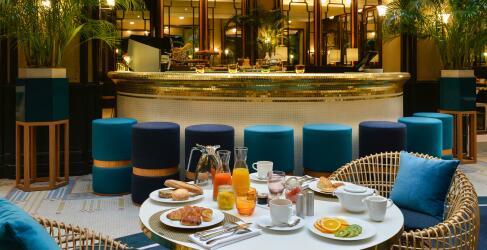 Hotel L'Échiquier Opéra Paris – MGallery-6