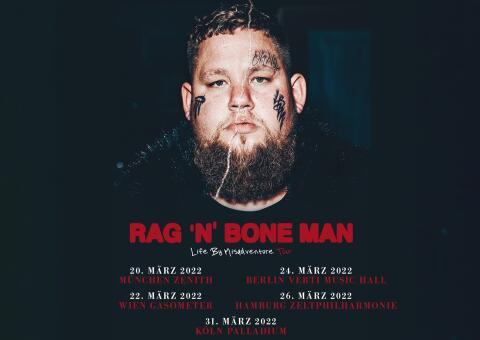 Rag'n'Bone Man - Konzert in Berlin