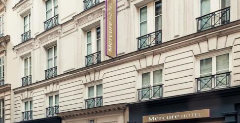 Hôtel Mercure Paris Opera Grands Boulevards-2