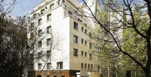 Hotel Villa Saxe Eiffel-0