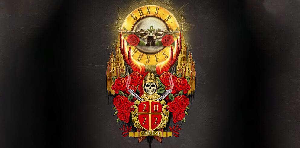 Guns N' Roses 85709