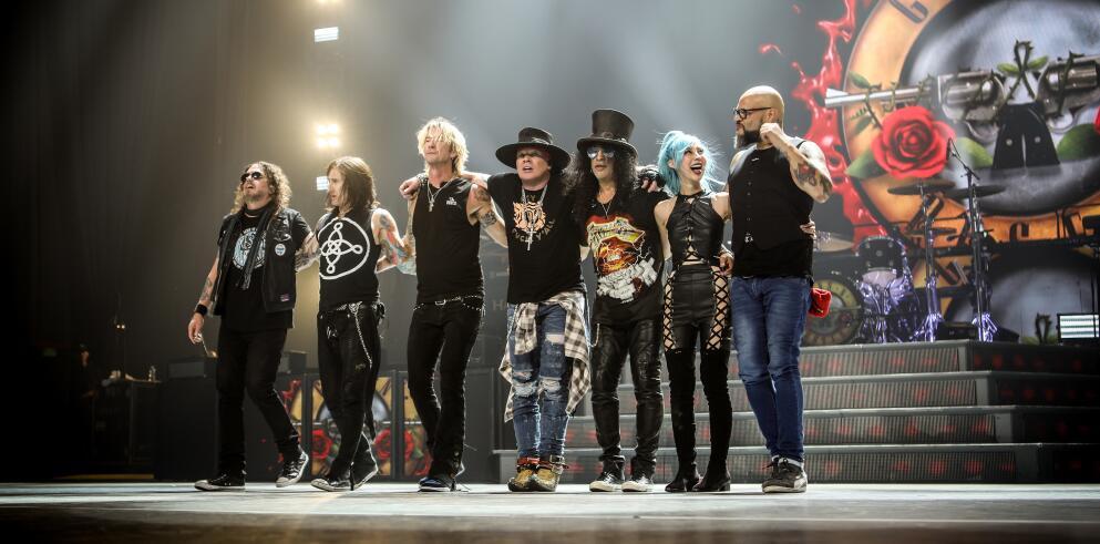 Guns N' Roses 85712