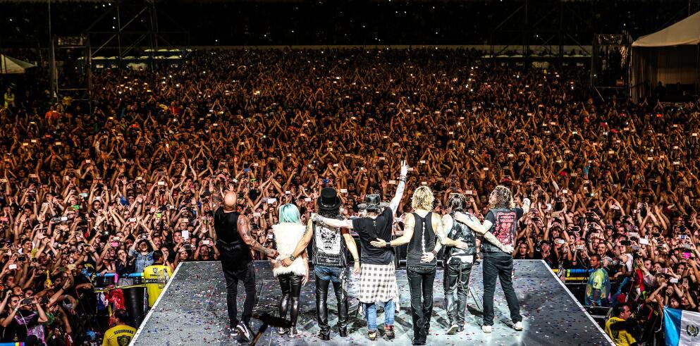 Guns N' Roses 85713