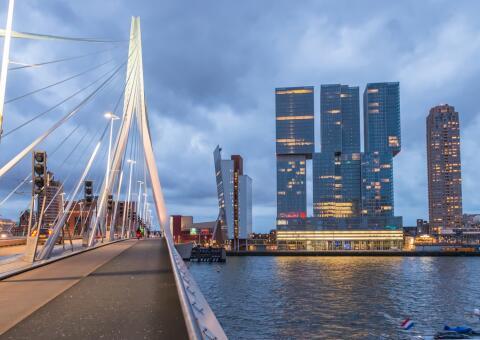 PREMIER SUITES PLUS Rotterdam