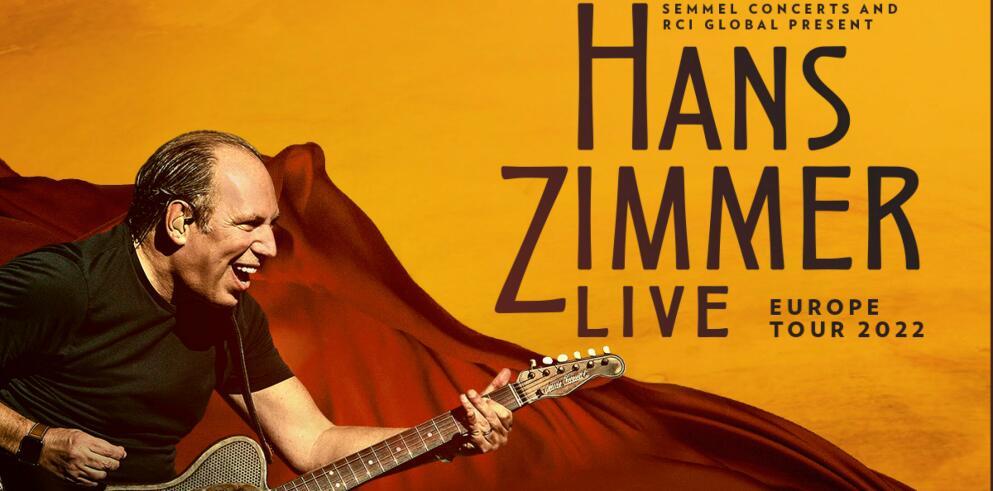 Hans Zimmer Live Europe Tour 2022 - Hamburg 86420