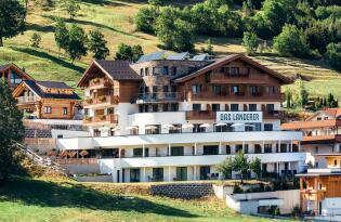 Malerisch gelegenes Premium Hotel im alpinen Schick