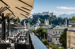 Entdecken Sie die Mozartstadt am Salzach