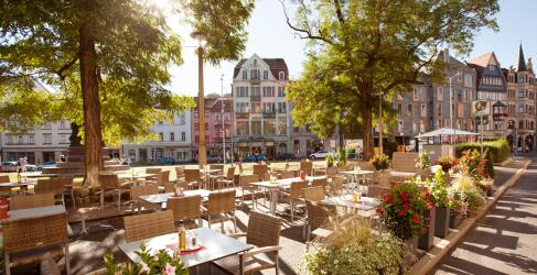 Vienna House Thüringer Hof-1