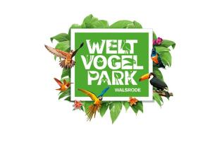 Erleben Sie Artenvielfalt und Farbenpracht im größten Vogelpark der Welt