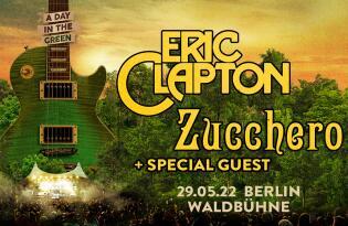Erleben Sie die Rock-Blues Legenden live am 29. Mai 2022 beim Open-Air in Berlin