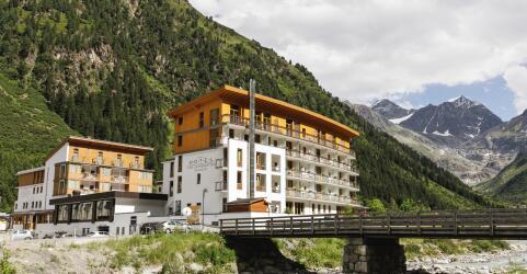 Hotel Vier Jahreszeiten Pitztal