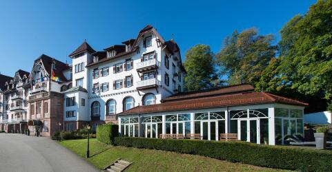 Palmenwald Schwarzwaldhof