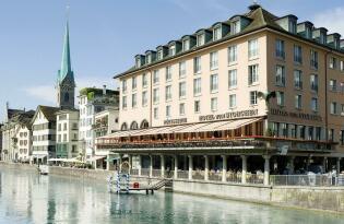 Gönnen Sie sich einen unvergesslichen Luxusurlaub im traumhaften Zürich