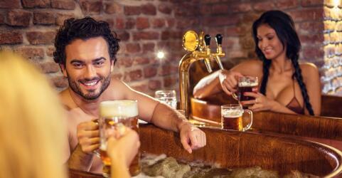 Original Beer Spa Prag
