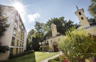 Eine idyllische Unterkunft nahe des Zentrums der Mozartstadt