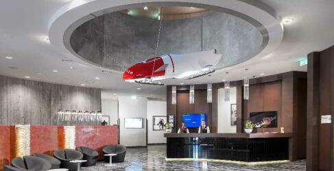 Dorint Airport-Hotel Zürich-1