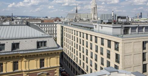 Hotel Rathauspark Wien-3