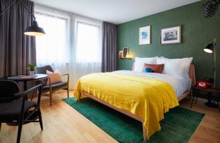 Stylisches Design-Hotel im Westen von Wien