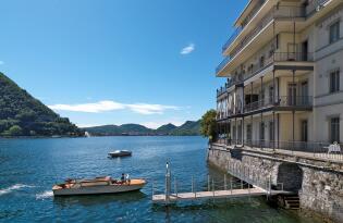 Italienisches Lebensgefühl am Ufer des Lago di Como
