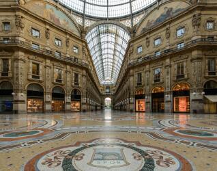Mailand Galerie