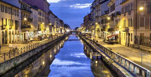 Mailand Kanal