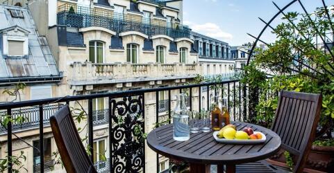 Royal Garden Champs-Elysees