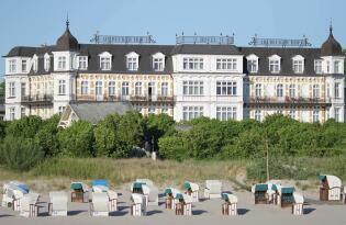 Aktives Erholen in bester Lage direkt an der Ostsee