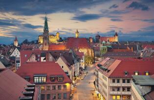 Komfortabler Aufenthalt unweit der Nürnberger Altstadt