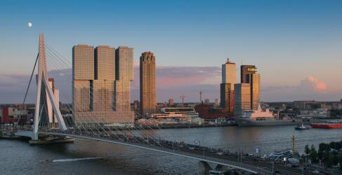 Inntel Hotels Rotterdam Centre-1