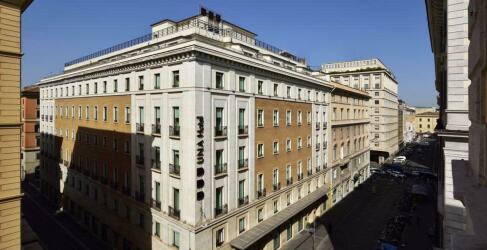 Unahotels Decò Roma-0