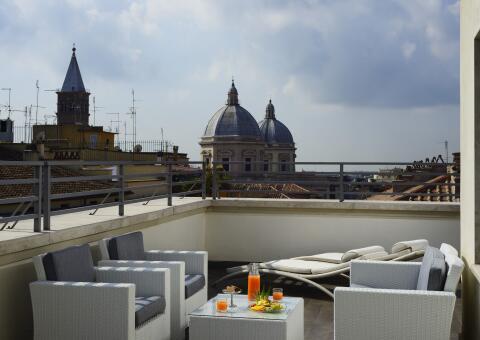 Unahotels Decò Roma