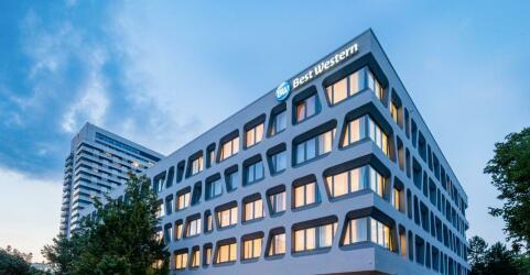 Best Western Hotel Arabellapark München