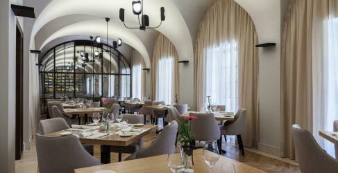 Mamaison Hotel Le Regina Warsaw-4