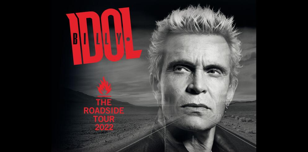 Billy Idol Live in München 2022 98336
