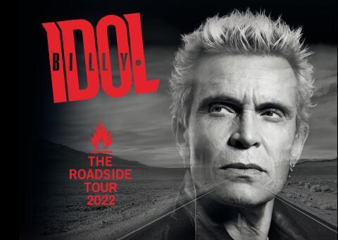 Billy Idol Live in München 2022