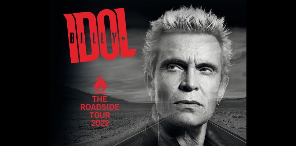 Billy Idol live in Berlin 98337