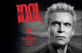 Erleben Sie die britische Rocklegende am 07.07.2022 in der Zitadelle Spandau