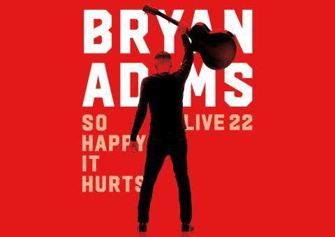 Bryan Adams Tour 2022 in Köln
