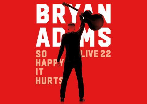 Bryan Adams Tour 2022 in Berlin